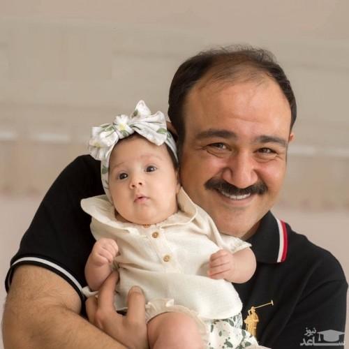 اسباب بازی لاکچری دختر مهران غفوریان