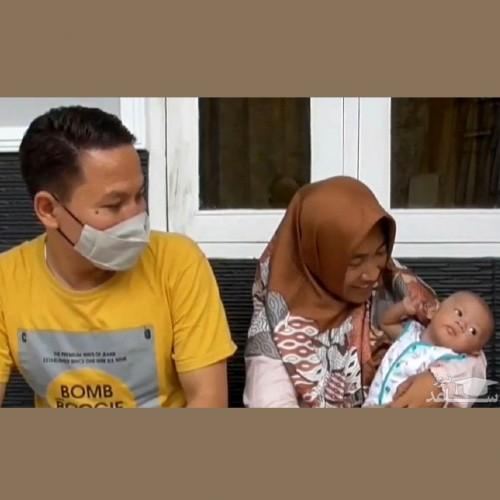 اسم عجیب و غریب نوزاد اندونزیایی سوژه شد!