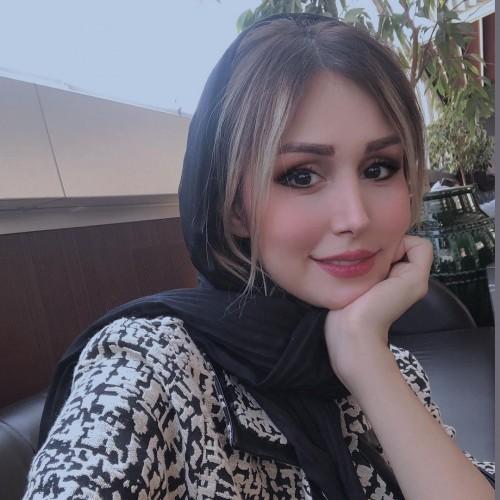 استایل مدلینگی سپیده بزمی پور، همسر شاهرخ استخری