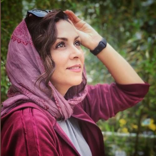 استایل متفاوت  شیوا ابراهیمی ، بازیگر کلبه ای در مه