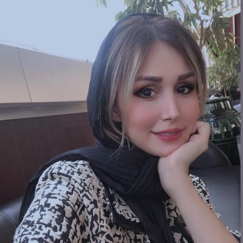 استایل تابستانی شیک سپیده بزمی پور همسر شاهرخ استخری