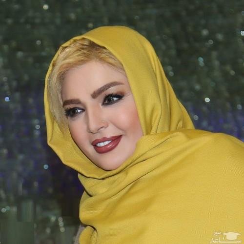عزاداری  شهرزاد عبدالمجید بازیگر زن ایرانی برای مرگ گربه اش!