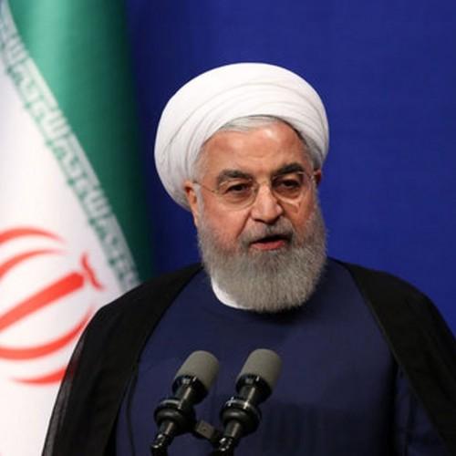 عذرخواهی حسن روحانی از مردم و درخواست طلب عفو