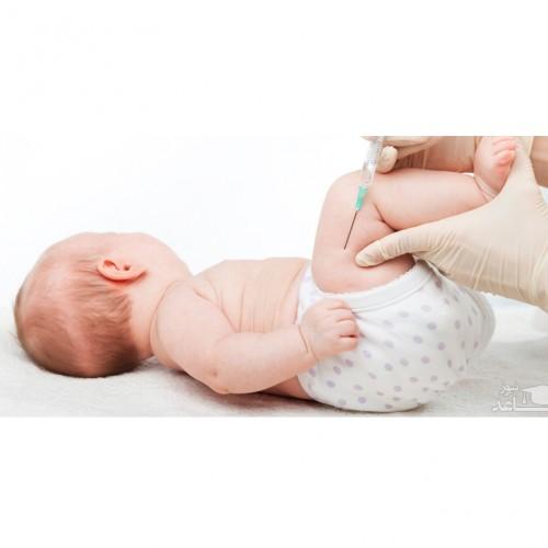 برنامه واکسیناسیون نوزادان نارس
