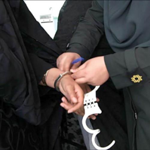 بازداشت خلاف ترین زن که در تهران قمار می کرد
