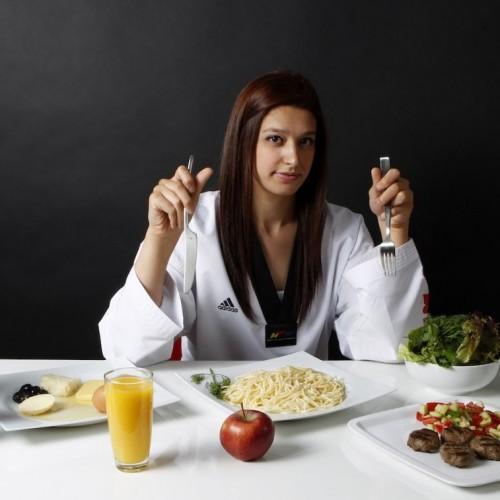 بهترین رژیم غذایی تکواندوکاران