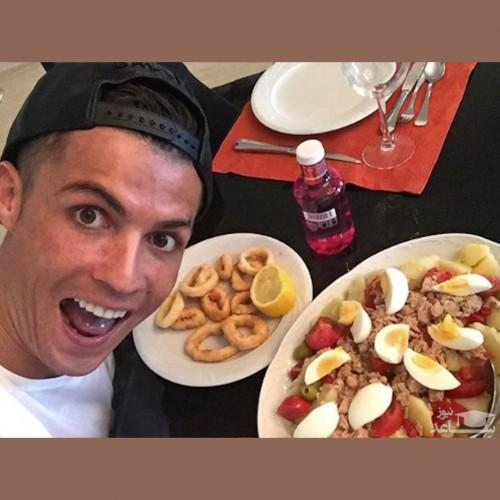 بهترین و مناسب ترین رژیم غذایی برای فوتبالیست ها
