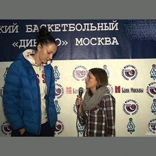 بلند قدترین زن دنیا