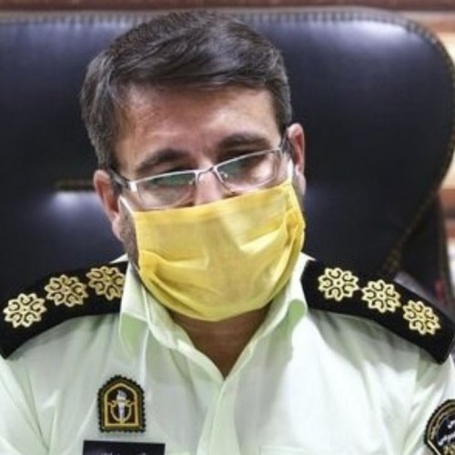 برخورد پلیس با دورهمی ۱۰۰ نفره در شرق تهران