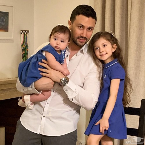 چه دلیلی باعث شد شاهرخ استخری عکس های خانواده اش را منتشر کند ؟