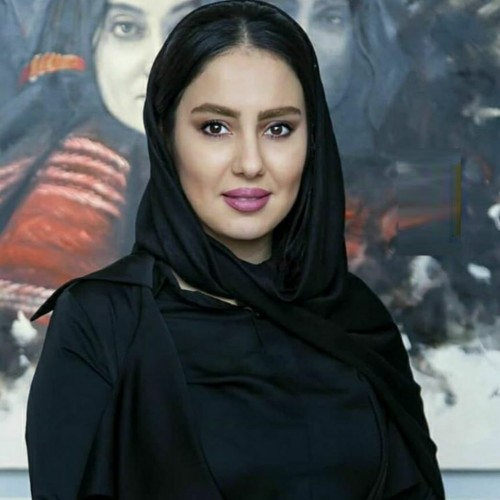 چهره  شیک بهاری دختر بزرگ سعید آقاخانی در سریال نون خ