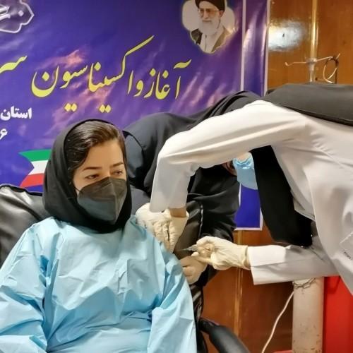 چند درصد ایرانیها واکسن کرونا زدهاند؟