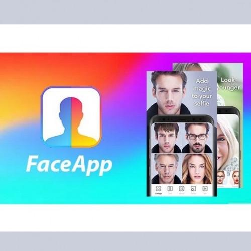 دانلود معرفی و آموزش استفاده از نرم افزار  فیس آپ FaceApp
