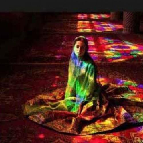 دختر شیرازی یکی از زیباترین دختران جهان