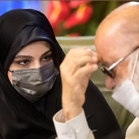 دختر سردار سلیمانی بر صندلی شورا تکیه زد/ برگزاری آیین تحلیف ششمین دوره شورای شهر تهران