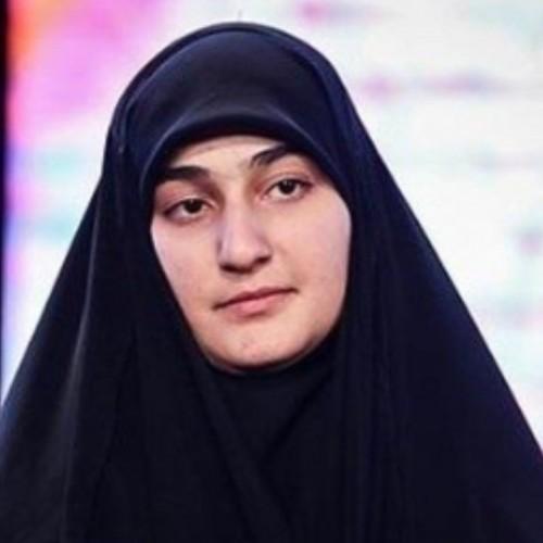دختر سردار سلیمانی: از هیچ کاندیدایی حمایت نمیکنیم