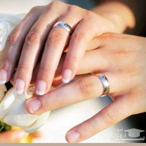 دلیل انداختن حلقه ازدواج در دست چپ چیست؟