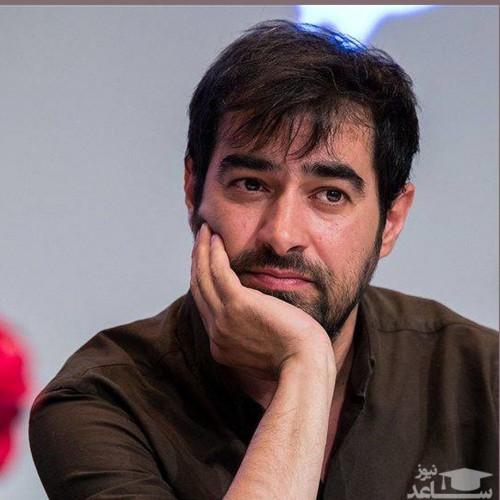 دلنوشته شهاب حسینی برای علی انصاریان