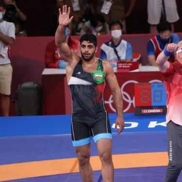 دومین مدال کاروان المپیک ایران
