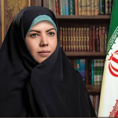 دکتر زهرا شیخی : تزریق واکسن ایرانی نشان داد که رهبری نه تنها در حرف بلکه در عمل هم دانشمندان ایرانی را قبول دارند