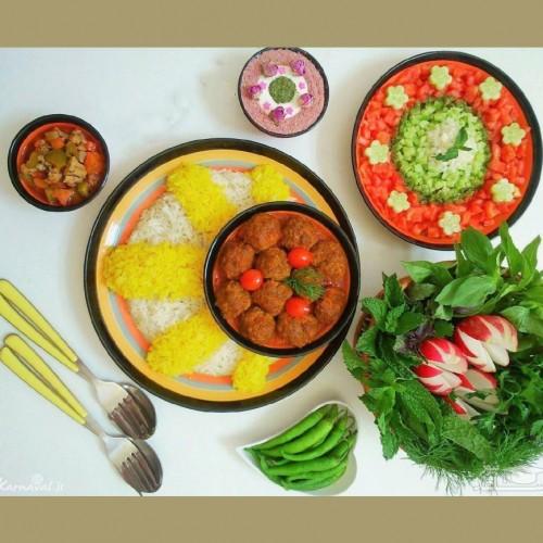 دستور پختن کله گنجشکی لذیذ و اصل تهرانی