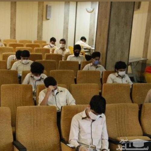 دستورالعمل بهداشتی کنکور دکتری/ استفاده از ماسک الزامی است