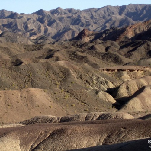 Early Human Life in Iranian Plateau: Lower Palaeolithic