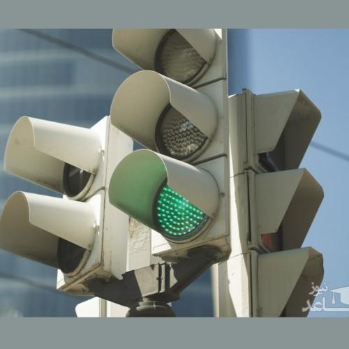 (عکس) اولین چراغ راهنمایی دنیا