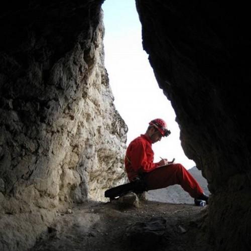 (عکس) غار بسیار شگفت انگیز در استرالیا