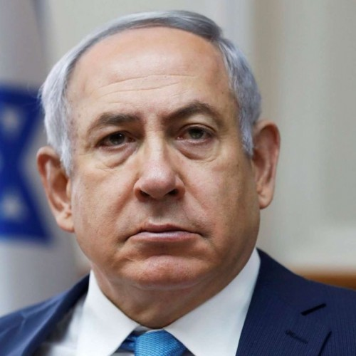 (عکس) یورش معترضان به خانه نتانیاهو