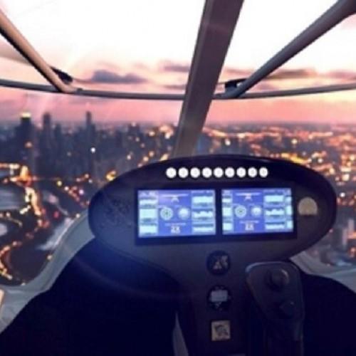 (عکس) جدیدترین تاکسی هوایی جهان را ببینید