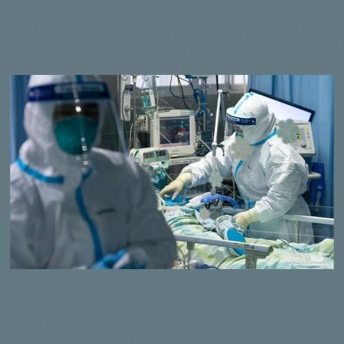 (عکس) نحوه جالب استراحت پزشک هندی