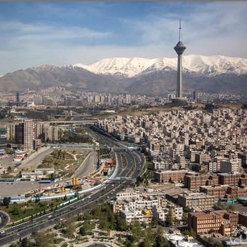 (عکس) قدیمیترین عکس از تهران