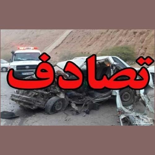 (عکس) تصادف تعجب آور سه خودرو در سرزمین های اشغالی