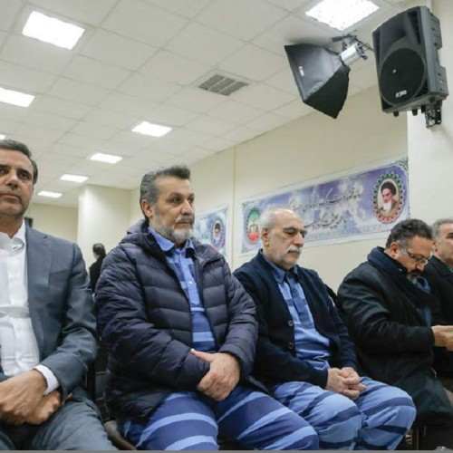 «علی دیواندری» و همدستانش به زندان میروند