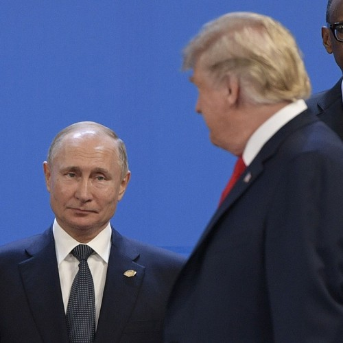 فایلی لو رفته از کرملین از دخالت مستقیم پوتین در انتخابات آمریکا خبر میدهد