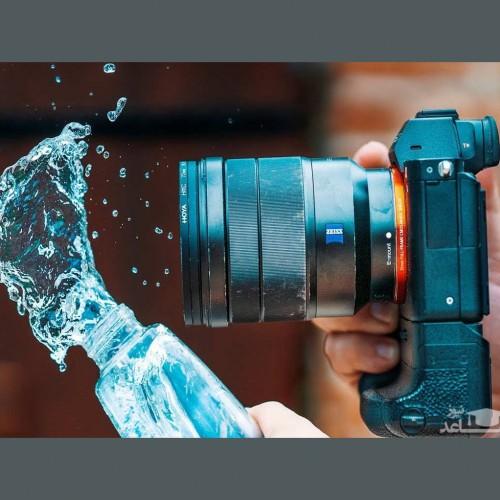 (فیلم) عکسهای اینستاپسند رو اینجوری میگیرن!