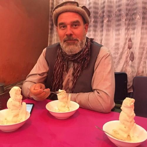 (فیلم) با بستنی مورد علاقه مردم افغانستان آشنا شوید