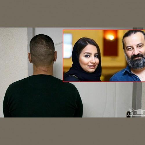 (فیلم) گریه شدید دختر مهراب قاسم خانی با دیدن دزد قمه کش