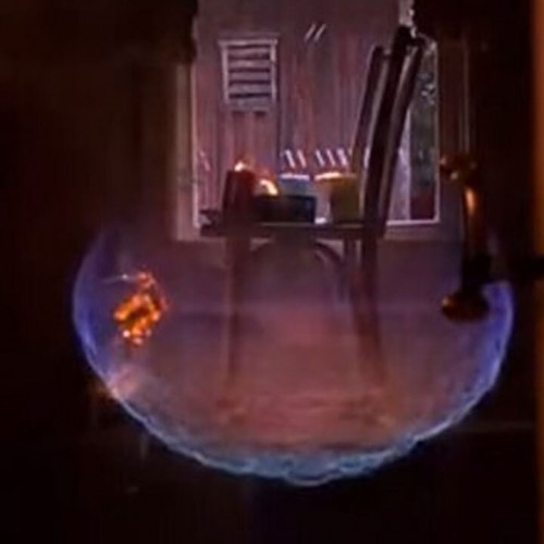 (فیلم) لحظه انفجار یک اتاق پر از گاز