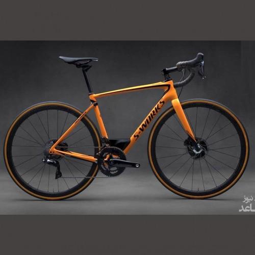 (فیلم) طراحی خاص و عجیب سریعترین دوچرخه دنیا