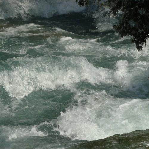 (فیلم) تصاویر فوق العاده زیبا و دیدنی از پنجمین رودخانه طویل دنیا