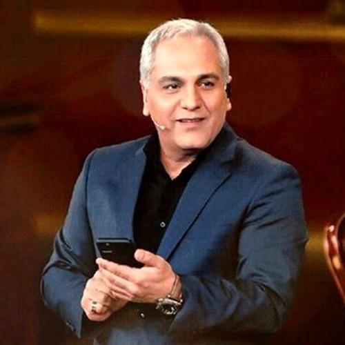 (فیلم) واکنش مهران مدیری به عکس های منتشر شده اش با بنز!