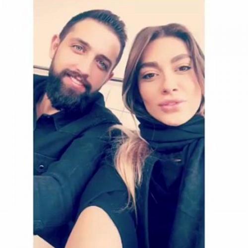 (فیلم) واکنش تهدیدآمیز و عجیب «محسن افشانی» به شکایت همسرش