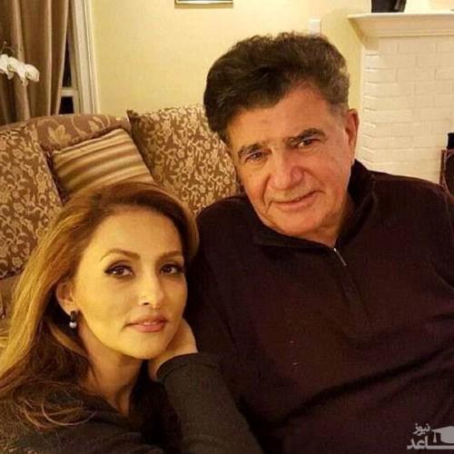 گفتگو  با کتایون خوانساری همسر دوم استاد شجریان