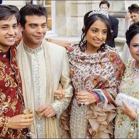 گرانترین ازدواج دنیا به ارزش 78 میلیون دلار!!!