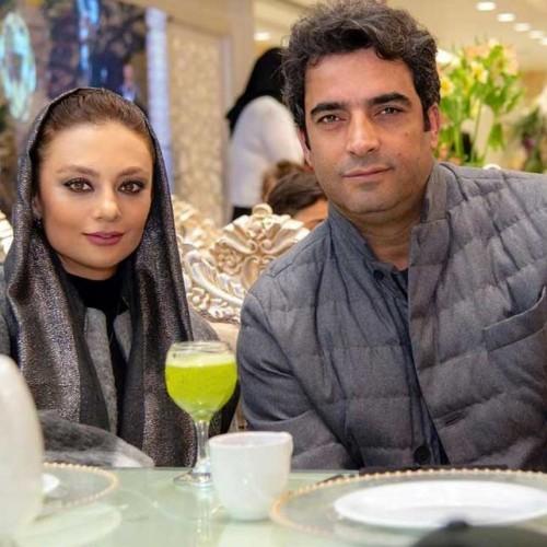 گردش و تفریح یکتا ناصر با خانواده اش