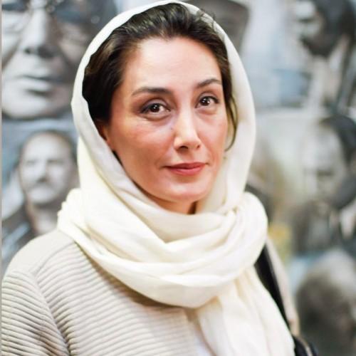 گریم متفاوت و جالب هدیه تهرانی برای فیلمی که هیچوقت بازی نکرد