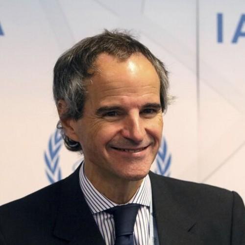 گروسی: به توافق فنی موقتی با ایران دست یافتیم