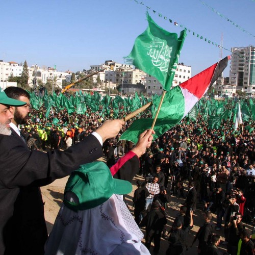Hamas the Palestinian Resistance Front against Zionist Expansionism